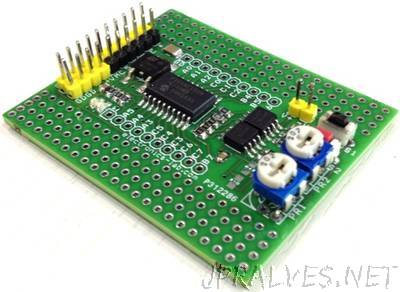 20 PIN PIC Development Board