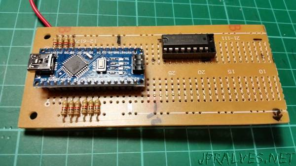 Replacing an Apple 2e Clone's keyboard controller with an Arduino