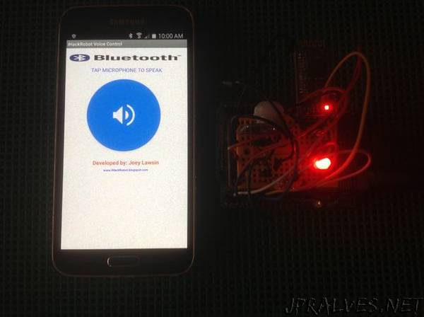 How to Control Any Arduino Projects Using Voice Recognition