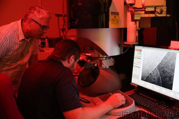 Lab researchers achieve breakthrough in 3D printed marine grade stainless steel