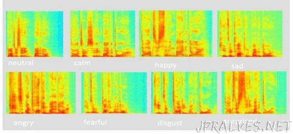Researchers teach computer to recognize emotions in speech