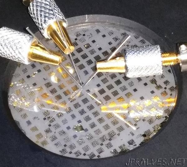 Transfer Technique Produces Wearable Gallium Nitride Gas Sensors