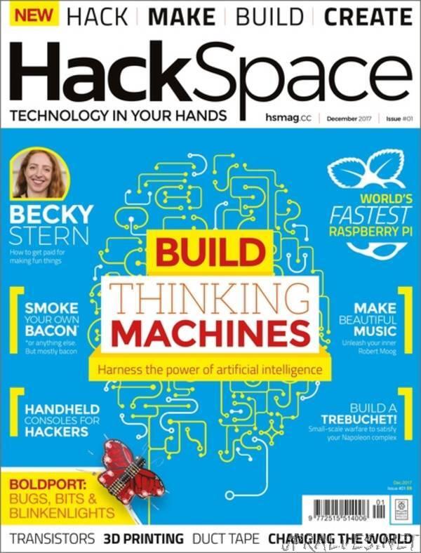 HackSpace magazine #1