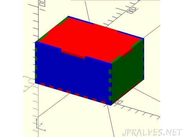 Parametric Box Maker