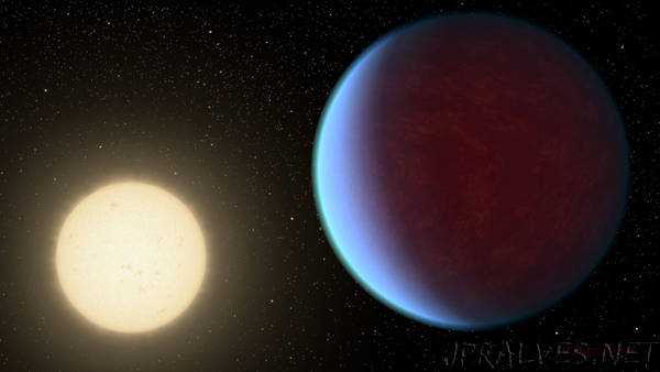 Lava or Not, Exoplanet 55 Cancri e Likely to have Atmosphere