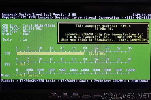 S80186: 16-bit 80186 compatible IP core
