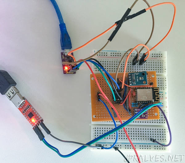 ESP8266 on batteries for years