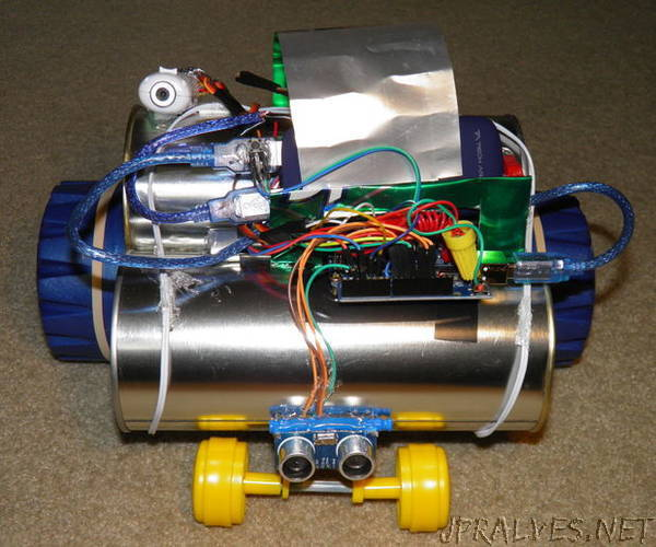 Industrial AI Robot