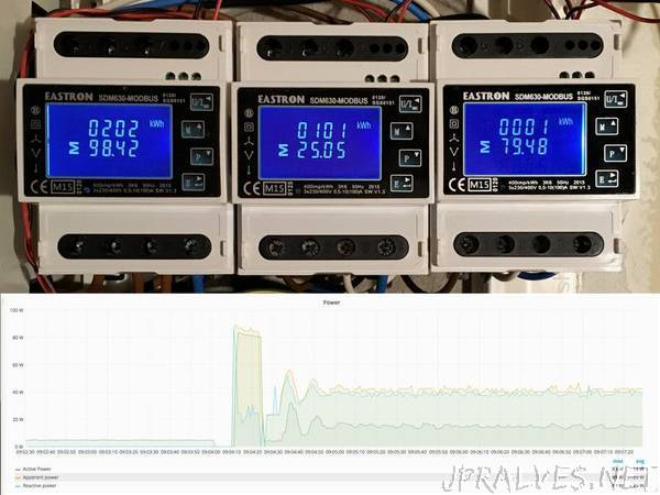 Energy Meter Logger