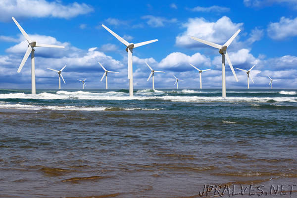 A hybrid renewable energy solution