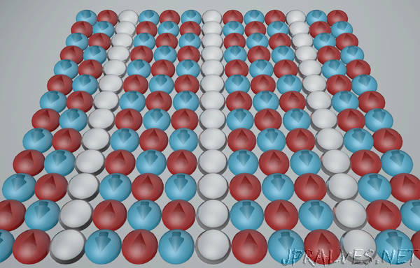 Study Confirms that Cuprate Materials Have Fluctuating Stripes that May Be Linked to High-temperature Superconductivity