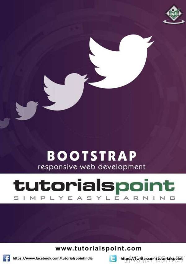 tutorialspoint - Bootstrap - responsive web development