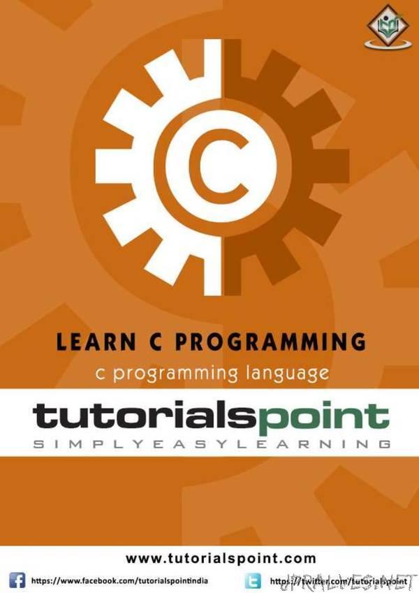 tutorialspoint - Learn C Programming