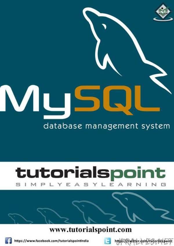 tutorialspoint - MySQL database management system
