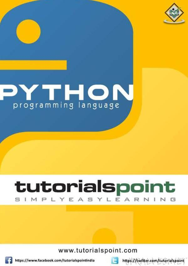 tutorialspoint - Python programming language