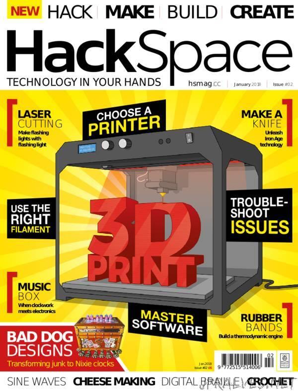 HackSpace magazine #2