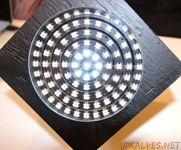 Pulse (Volume Activated LEDs)