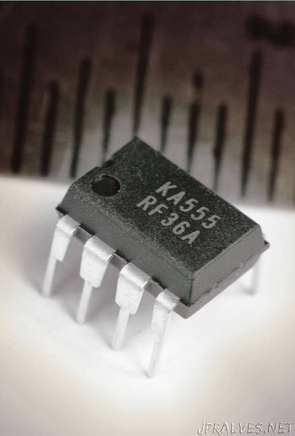 The Biggest Little Chip: An Intro to the Versatile 555 Timer