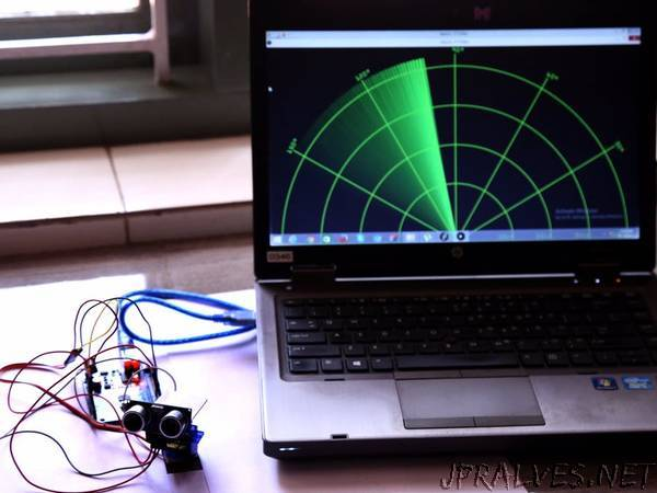 Arduino Based Radar System