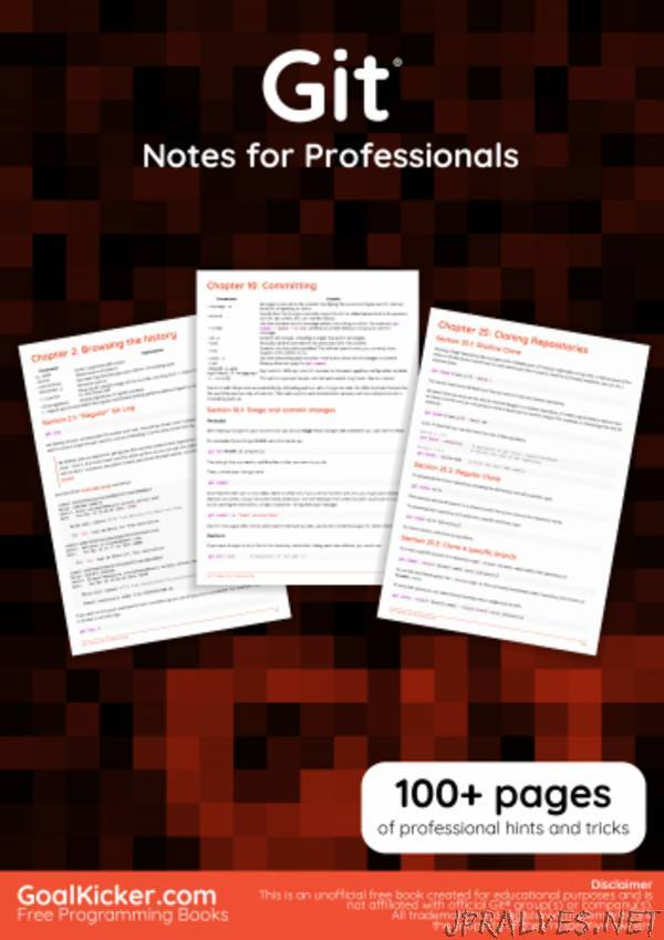 Git Notes for Professionals book