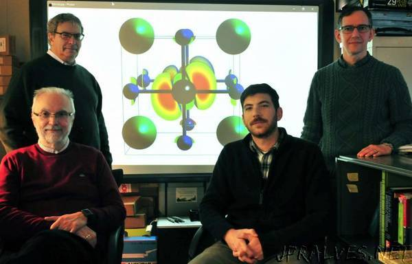 Materials Research Team Lights the Way for More Efficient LEDs