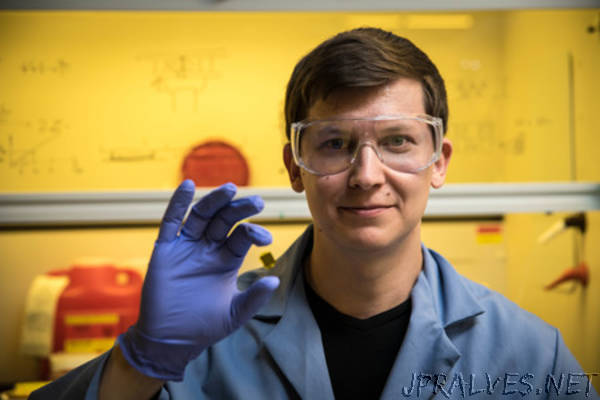 New Process Allows 3-D Printing of Nanoscale Metal Structures