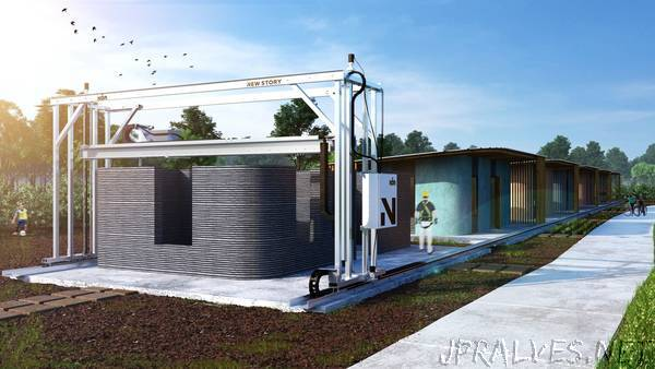The quest to bring 3-D-Printed homes to the developing world