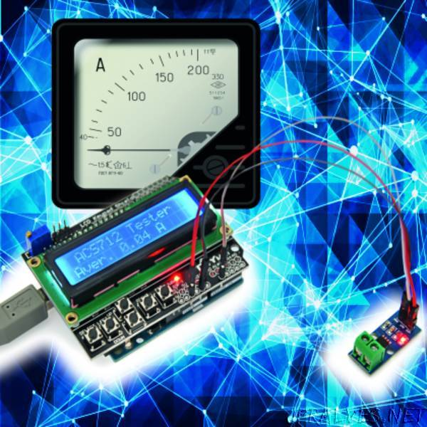 An Open Source Solid State Current measurement device