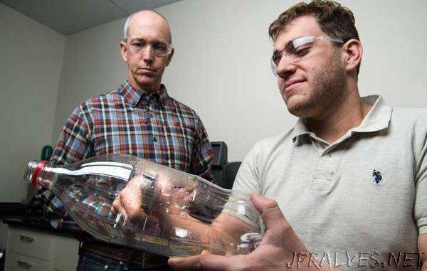 Research Team Engineers a Better Plastic-Degrading Enzyme