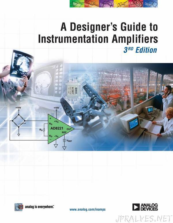 A Designer's Guide to Instrumentation Amplifiers