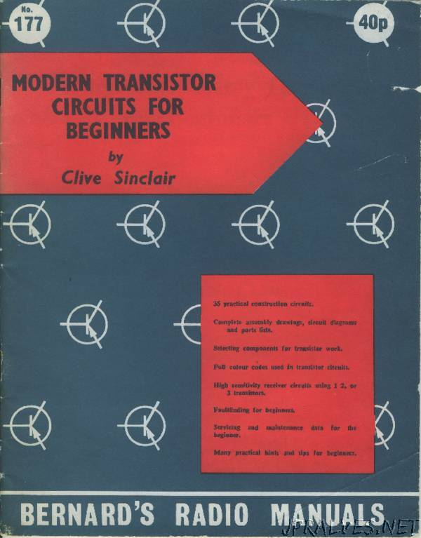 Moderm Transistor Circuits for Beginners