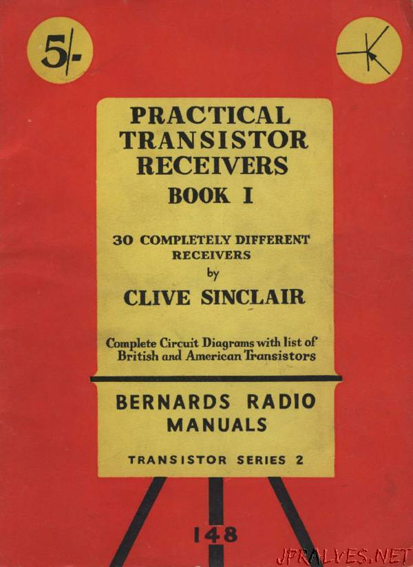 Practical Transistor Receivers Book I