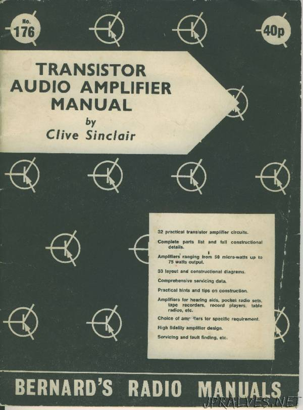 Transistor Audio Amplifier Manual