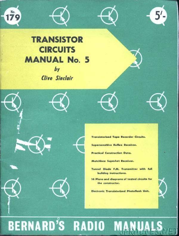 Transistor Circuits Manual No. 5