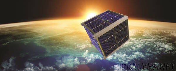 Astrophysics CubeSat Demonstrates Big Potential in a Small Package