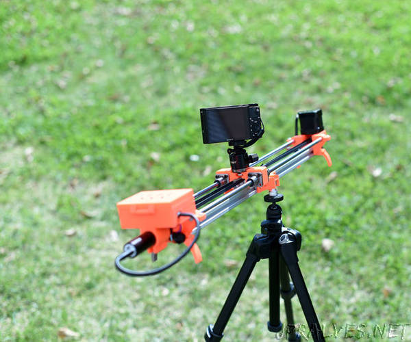 DIY Motorized Camera Slider