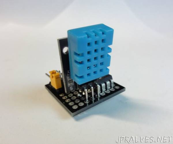 IOT123 - I2C DHT11 Brick