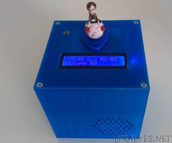Kids MP3 Music Box