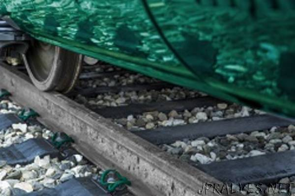 Next-gen railway sleepers can produce electricity
