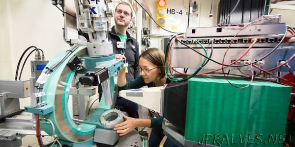 Unusual Magnetic Structure May Support Next-Generation Technology