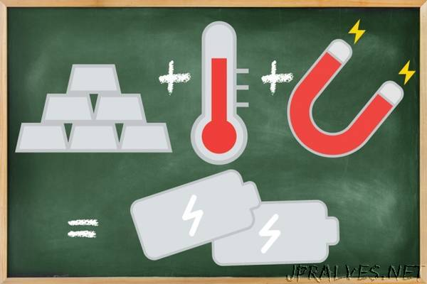 Turning up the heat on thermoelectrics