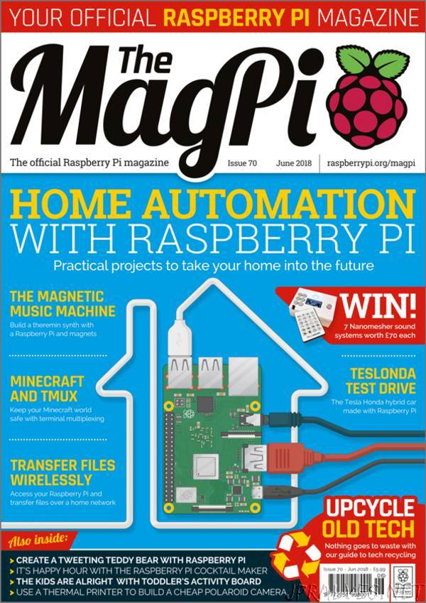 The MagPI 70
