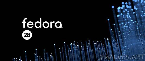 Announcing the release of Fedora 28