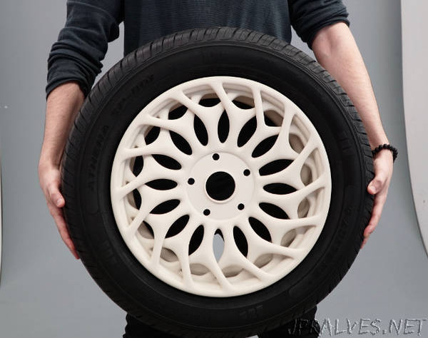 BigRep Defies Conventions with Custom Wheel Rims