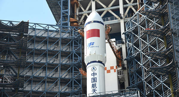 China developing a reusable launch vehicle