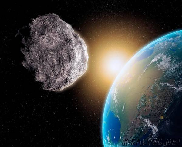 'Lost' Asteroid 2010 WC9 Will Make an Unusually Close Flyby of Earth Today