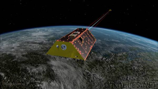 GRACE-FO Spacecraft Ready to Launch