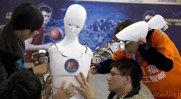 AI becomes anchor of Nanning TV