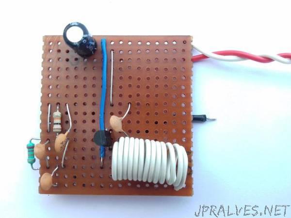 Stable FM Transmitter