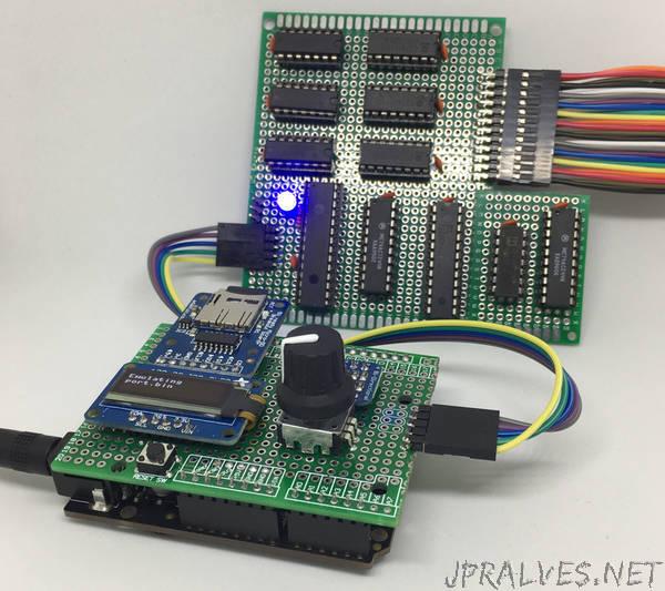 Digital Circuits 6: An EPROM Emulator